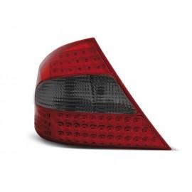 Mercedes CLK (W209) Red / Smoke LED - DIODOWE  LDME42