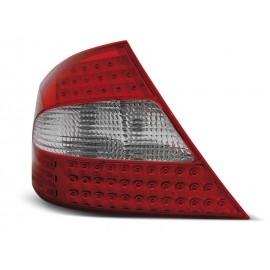 Mercedes CLK (W209) Red / White LED - DIODOWE  LDME41