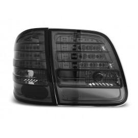 Mercedes E-klasa Kombi  (W210) black LED - DIODOWE  LDME91