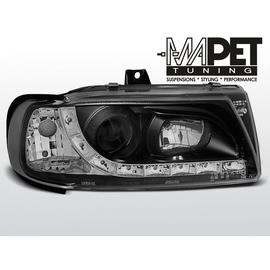 Seat Ibiza 93-99 - diodowe BLACK LED - LPSE14