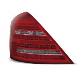 Mercedes S-klasa (W221) red / white LED - DIODOWE  LDME50