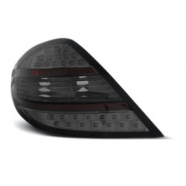 Mercedes SLK R171 Black LED diodowe LDME58