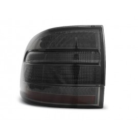 Porsche Cayenne - Smoked / Black LED - diodowe LDPO04