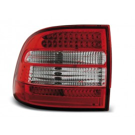 Porsche Cayenne - Red / White LED - diodowe LDPO01