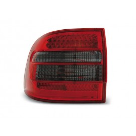Porsche Cayenne - Red / Black LED - diodowe LDPO02
