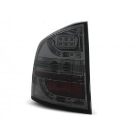 Skoda Octavia II Kombi 04- LED Smoked - diodowe LDSK04