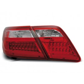 Toyota Camry 6 XV40 - Red White LED diodowe LDTO04