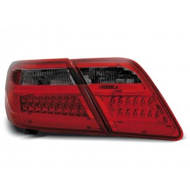 Toyota Camry 6 XV40  - Red Black LED diodowe LDTO05
