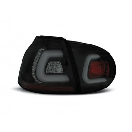 VW Golf 5 LED BAR BLACK SMOKE diodowe  LDVWA4