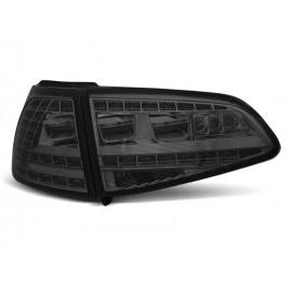 VW Golf 7 - Smoked LED GTi Look - DIODOWE  LDVWG2