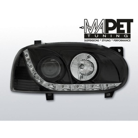 VW Golf 3 91-97 diodowe BLACK LED - LPVW95