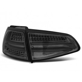 VW Golf 7 - Smoked Black LED BAR NEON - DIODOWE  LDVWG6