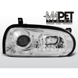 VW Golf 3 91-97 - diodowe CHROM LED - LPVW39