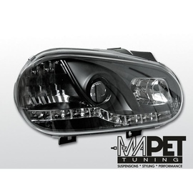 VW Golf 4 97-03 - diodowe BLACK LED - LPVW86