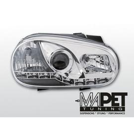 VW Golf 4 97-03 - diodowe CHROM LED - LPVW85