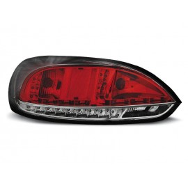 VW Scirocco III  Red / White LED diodowe  LDVWC3