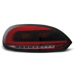 VW Scirocco III   RED / BLACK LED BAR czerwono dymione diodowe  LDVWC2