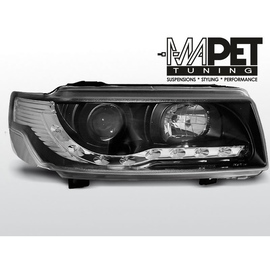 VW Passat B4  93-97 - diodowe BLACK LED - LPVW97
