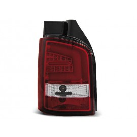 VW T5 Caravelle / Multivan RED WHITE LED BAR diodowe LDVW93