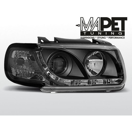 VW Polo 6N 94-99 - diodowe BLACK LED - LPVWA4