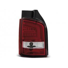 VW T5 Caravelle / Multivan RED WHITE LED BAR diodowe LDVW98
