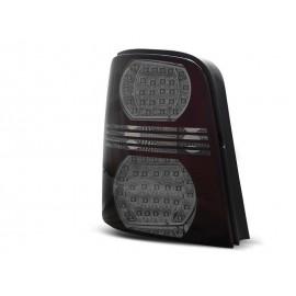 VW Touran 1T  LED Smoked Red czerwone dymione diodowe LDVW48 DEPO