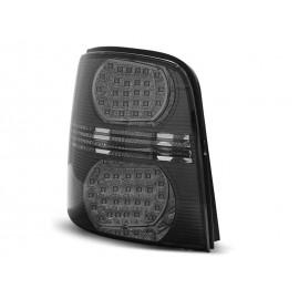 VW Touran 1T  LED BLACK Smoked dymione diodowe LDVW47 DEPO