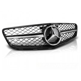 GRILL Atrapa Mercedes C-klasa W204 C63 look  GRME15