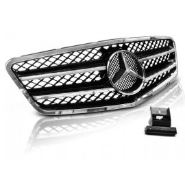 GRILL Atrapa Mercedes E-klasa W212 09-13 E63 AMG look GRME24
