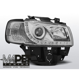 VW T4 Bus / Caravelle / Multivan diodowe CHROM LED LPVWB5