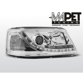 VW T5 Bus 2003- diodowe CHROM LED - LPVW18