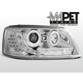 VW T5 Bus 2003- DayLight CHROM LED - LPVWA7