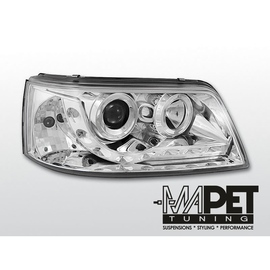 VW T5 Bus 2003- DayLight CHROM LED - LPVW23