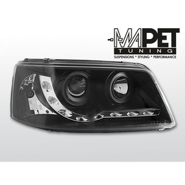 VW T5 Bus 2003- DayLight BLACK LED - LPVW24