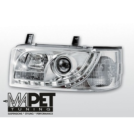 VW T4 Transporter 90-03 - CHROM LED diodowe LPVW83