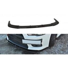Przedni Splitter / dokładka ABS (ver.1) - Mitsubishi Lancer Evo X