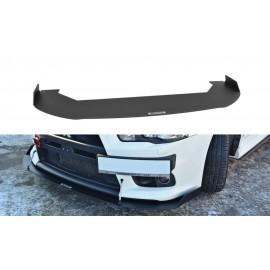 Przedni Splitter / dokładka ABS (ver.5) - Mitsubishi Lancer Evo X
