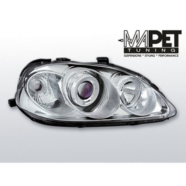 Honda Civic 99-01 Angel Eyes CHROM soczewka ringi LPHO06