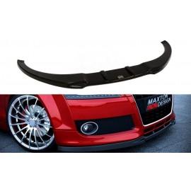 Przedni Splitter / dokładka ABS  - Audi TT 8J mk2