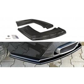 Splittery Boczne Tylnego Zderzaka ABS - BMW X6 F16 M-pakiet