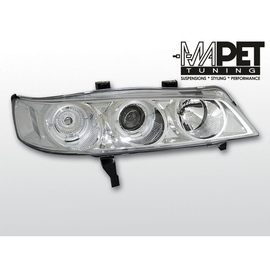 Honda Accord US 94-97 Angel Eyes CHROM soczewki ringi LPHO19