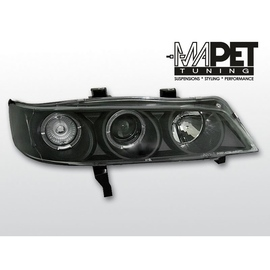 Honda Accord US 94-97 Angel Eyes BLACK soczewki ringi LPHO20
