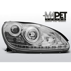 Mercedes S-klasa W220 98-05  CHROM Daylight  LPME51