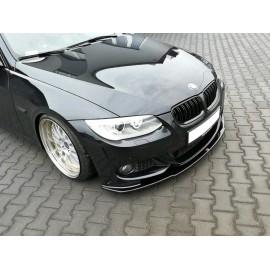 Przedni Splitter / dokładka ABS (wer.1) - BMW 3 E92 M-pakiet Facelift