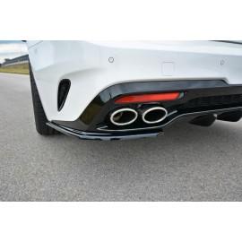 Splittery Boczne Tylnego Zderzaka ABS - KIA STINGER GT