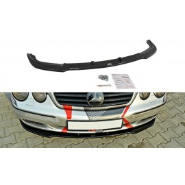 Przedni Splitter / dokładka ABS - Mercedes CL C215