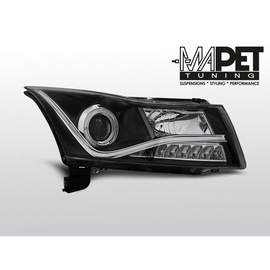 Chevrolet CRUZE 09-13 - Daylight BLACK LED + RING LPCT04