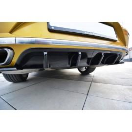 Dyfuzor Tylnego Zderzaka ABS - VW Arteon
