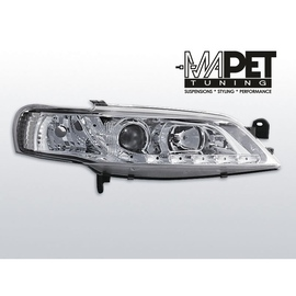 Opel Vectra B 95-98  - diodowe CHROM LED  LPOP15