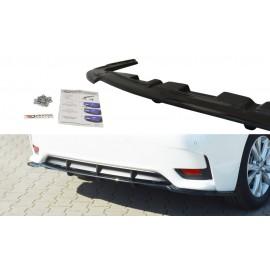 Dyfuzor Tylnego Zderzaka ABS - Lexus CT Mk1 Facelift